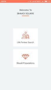 ShaadiSquare - Matrimony App - náhled