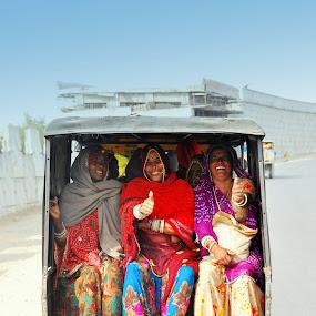 Rajashtan, India by Azmi Han - People Street & Candids