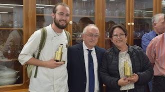 Esta propuesta gastronómica ha nacido en la Escuela de Hostelería de Almería.