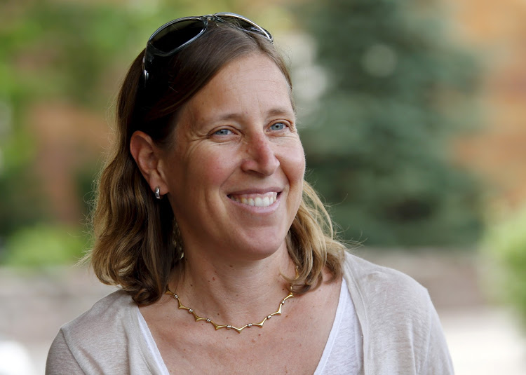 Susan Wojcicki. Picture: REUTERS/MIKE BLAKE