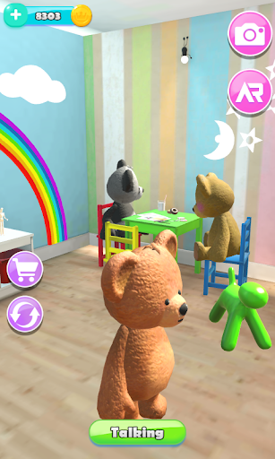 My Talking Bear 1.0.3 screenshots 4