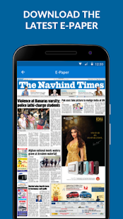 The Navhind Times - náhled