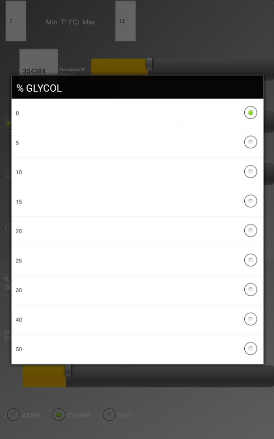 HYDROCALC - screenshot