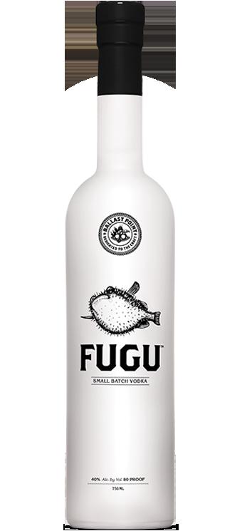 Logo for Ballast Point Fugu