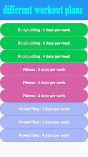 Fitness & Bodybuilding - 2017 - náhled
