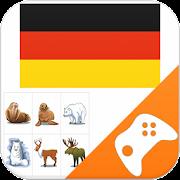 German Game: Word Game, Vocabulary Game