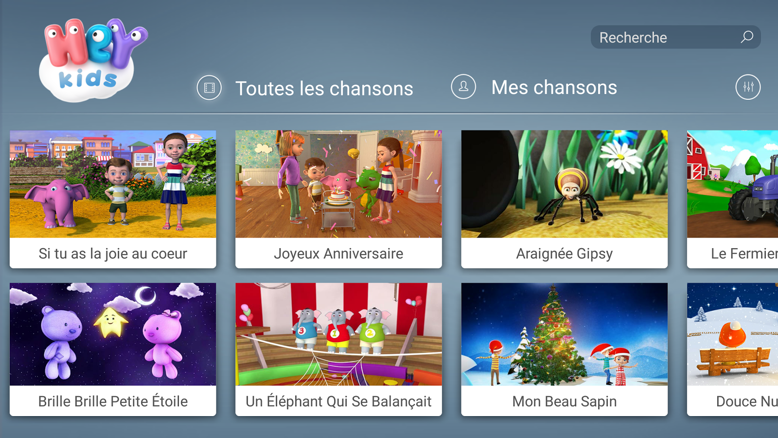 French Songs For Kids- screenshot