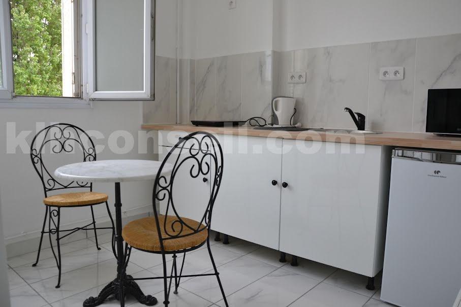 Location meublée studio 1 pièce 23.54 m² à Gennevilliers (92230), 750 €