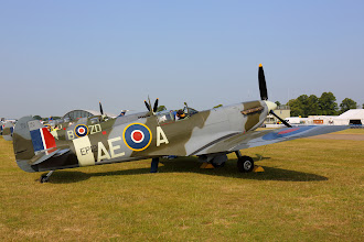 Photo: Supermarine Spitfire LF5B