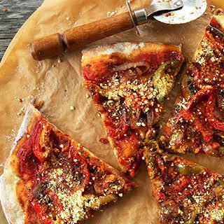 My Favorite Vegan Pizza.