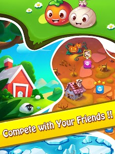 Funny Farm Mania:Zombie Coming- screenshot thumbnail