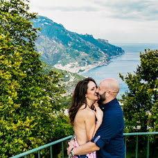 Fotografo di matrimoni Antonio Palermo (AntonioPalermo). Foto del 02.02.2019