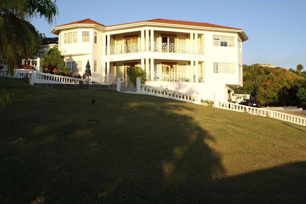 Hillside Ocean View Villa