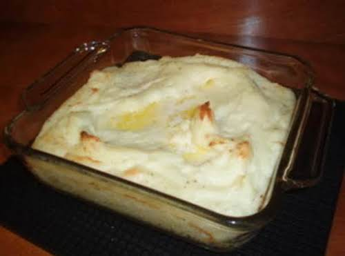 "Creamy Mashed Potatoes ""The potatoes were really good and creamy. I like..."