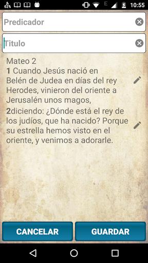 Holy Bible Reina Valera 1960 screenshot 5