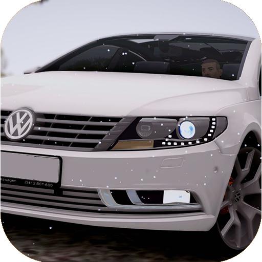 Car Driving Simulator Volkswagen