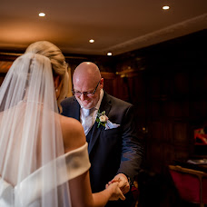 Wedding photographer Steve Grogan (SteveGrogan). Photo of 15.10.2017
