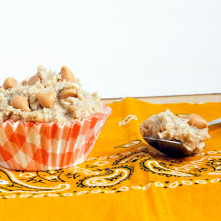 Edible (Eggless) Oatmeal Scotchie Cookie Dough Recipe