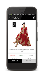 Uttamvastra: Online Shopping For Women- screenshot thumbnail