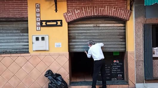 """Polémica por cerrar a las 20:00 horas: """"No tenemos casos y también nos obligan"""""""