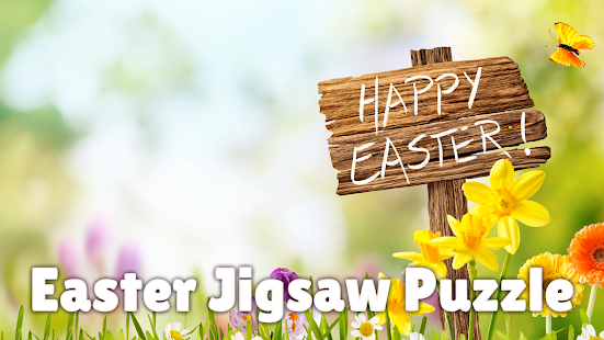 Happy Easter Jigsaw Puzzles for kids & toddlers ? - náhled