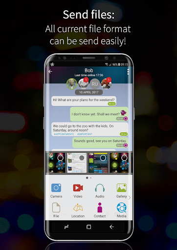 BubCon Messenger 1.4.245 screenshots 11