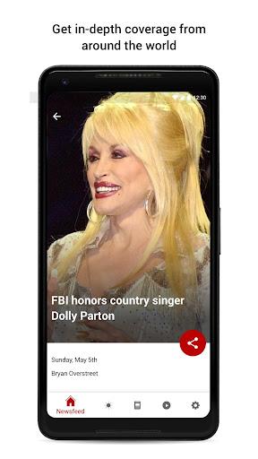 CBS12 News screenshots apkspray 4