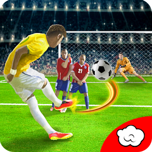 Shoot Goal – League 2017 for PC and MAC