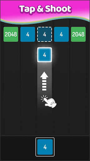 X2 Blocks - Merge Puzzle 2048 apkbreak screenshots 1