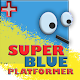 Download SUPER BLUE : Platformer Adventure For PC Windows and Mac