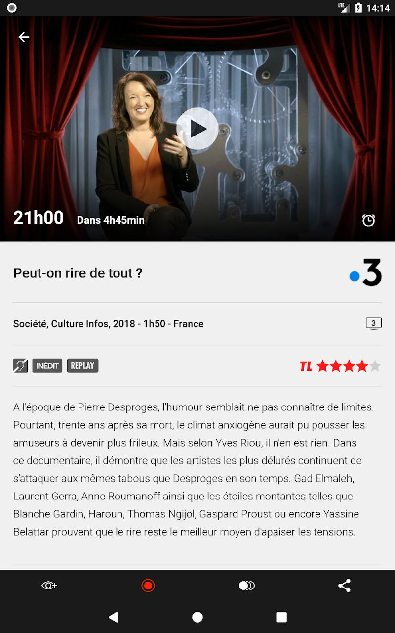 Programme TV par Télé Loisirs : Guide TV & Actu TV Screenshot 16