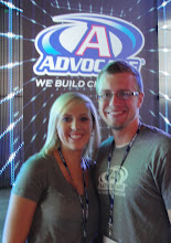 Photo: 1st Time Attendees Aug 2011 Tyler and Michelle