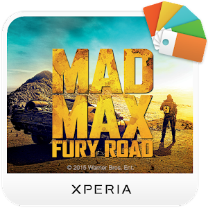XPERIA™ Mad Max Theme