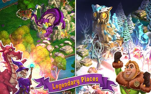 CastleVille Legends screenshot 12
