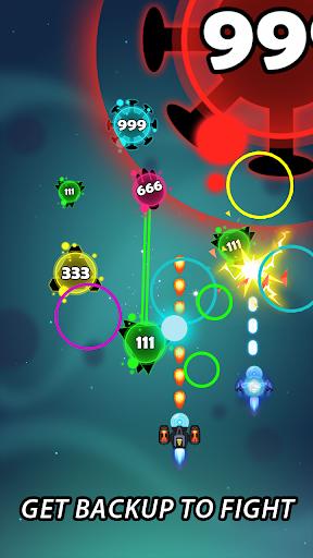 Bio Blast - Shoot Virus Hit Game 1.1.2 APK MOD screenshots 2