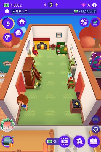 Idle Life Sim - 模拟游戏 screenshot 7