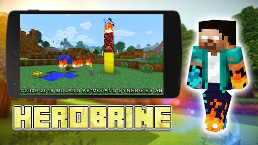 Mod Herobrine Craft [Horror] filehippodl screenshot 3