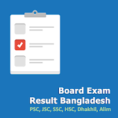 All Board Exam Results BD