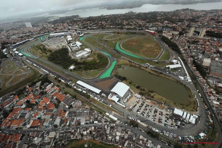 Na 30 jaar moet iconisch circuit in Brazilië plaatsmaken voor gloednieuw circuit