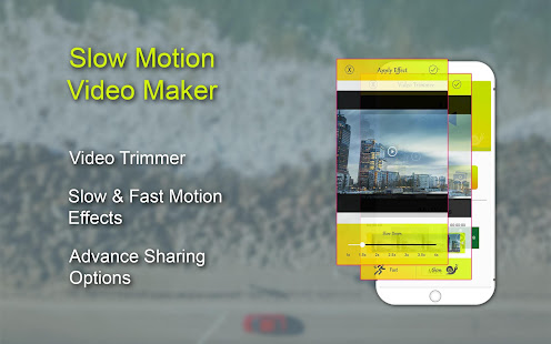 Slow mo video editor, maker app 2020 for PC-Windows 7,8,10 and Mac apk screenshot 1