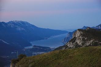 Photo: Lago di Garda e Monte Baldo