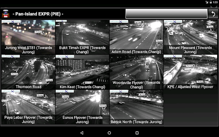 Cameras Singapore - Traffic 5.9.7 screenshot 1264667