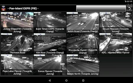 Cameras Singapore - Traffic 5.9.7 screenshot 1264667