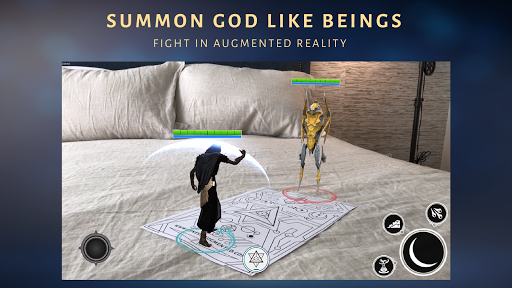 Genesis Augmented Reality  screenshots 1