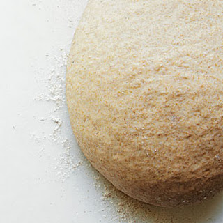 Whole-Wheat Pizza Dough