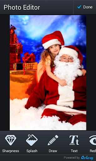 玩免費攝影APP|下載メリークリスマスフォトフレーム app不用錢|硬是要APP