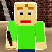 Minigame Baldi for MCPE Icon