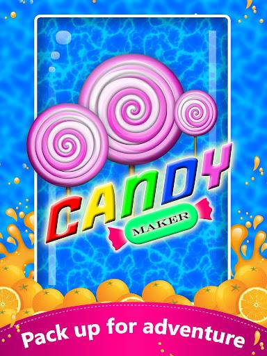 治疗玩转糖果制造商
