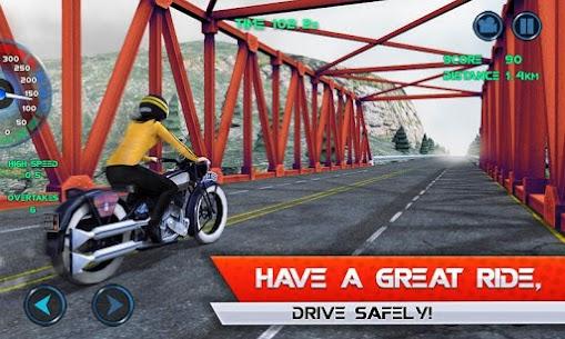 Moto Traffic Race MOD Apk 1.22 (Unlimited Coins) 5