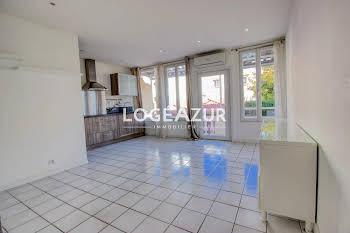 Appartement 2 pièces 48,01 m2
